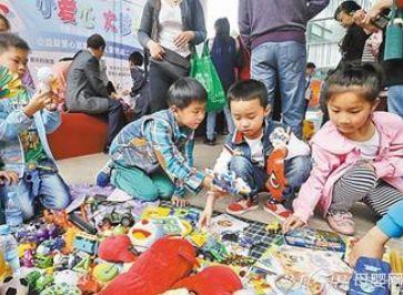 重庆儿童玩具批发市场