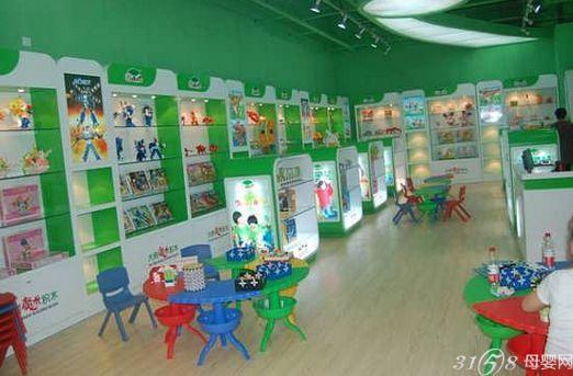 开儿童益智玩具店赚钱吗