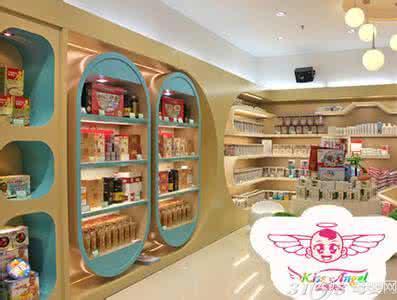 婴店12种商品陈列招数全面解读图片