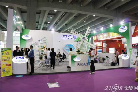 2017上海孕婴童与儿童体验品牌展览会:展会时间以及展品范围