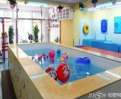 快乐梦想城游泳馆开店好不好