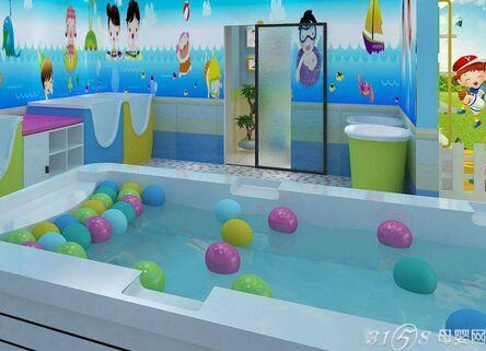 三瑟海婴儿游泳馆加盟优势多吗