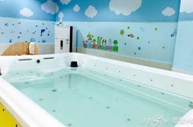 开三瑟海婴儿游泳馆赚钱吗