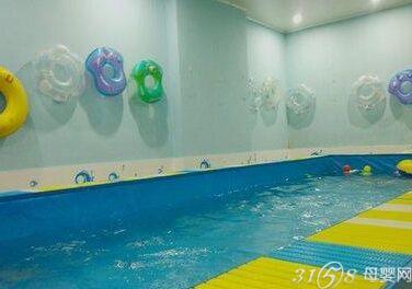 海贝婴童游泳设备