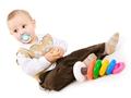孩子的玩具怎么消毒