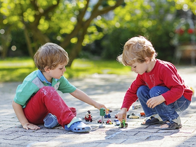 如何让孩子学会自己整理玩具