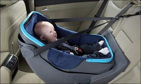 儿童安全座椅怎么安装