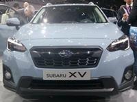 2017日内瓦车展:全新斯巴鲁XV车型发布