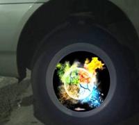 百变光影轮生产商 就选车驰炫