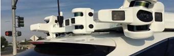 苹果自动驾驶汽车又曝光,你还期待吗?