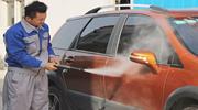蒸汽洗车店加盟哪个品牌有前景