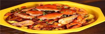 馋胖肉蟹煲,酥香带辣,鲜美适口