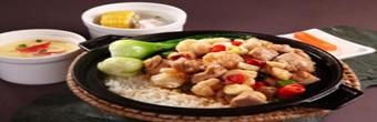 米好呷铁板烧饭特色餐饮投资经典项目赚钱无忧