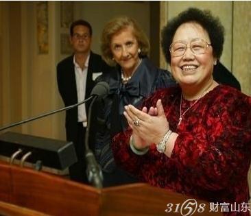 中国女富豪排行榜 3158财富山东世界排名第一的女富豪是谁...