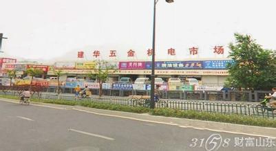济南最大的五金批发市场在哪