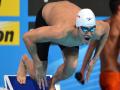2017国际泳联世锦赛男子1500米自由泳孙杨视频 泳联世锦赛男子1500米自由泳视频回顾