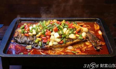 滋鱼烤鱼加盟费要多少钱