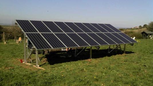 在城市开家核新电力太阳能发电加盟店怎么样?