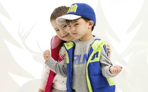 做童装行业加盟店有哪些优势?安踏童装加盟费多少?