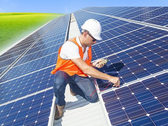 县级代理核新电力太阳能发电赚钱吗