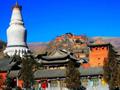 五台山,中国佛教第一圣地