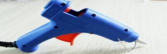热熔胶枪创意DIY,做出你的专属饰品!