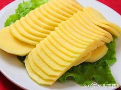盘点土豆做主食的好处