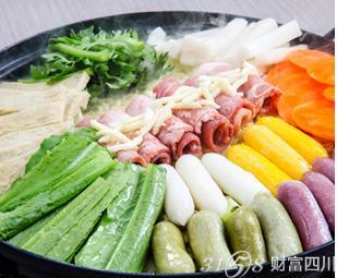 你可能听说过韩式炒年糕,但你有吃过kiumi韩式年糕火锅吗?
