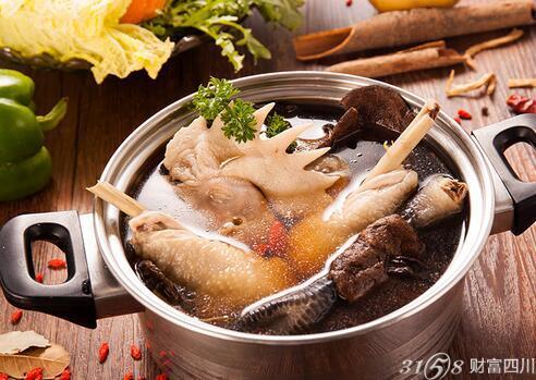 鱻煮艺火锅加盟