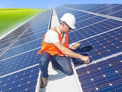 加入和平阳光太阳能发电需多少资金?