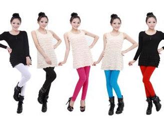 如何挑选打底裤?什么颜色打底裤最显瘦