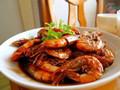 红烧明虾的做法以及食疗功效