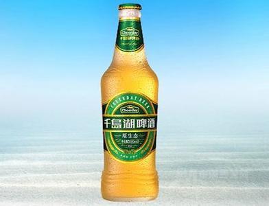 千岛湖啤酒加盟赚钱吗