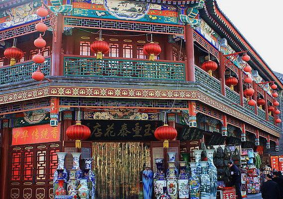天津古文化街旅游攻略,自助游攻略