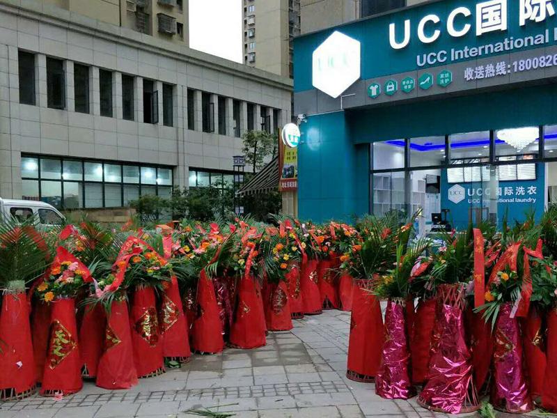 开一家UCC国际洗衣加盟店需要投入多少钱