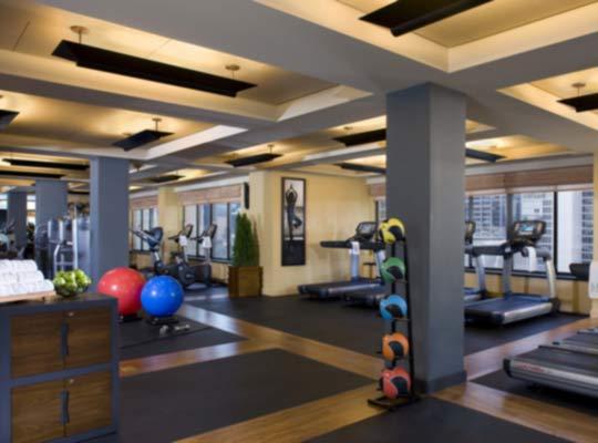 如何开一个健身房图片