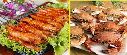海鲜加盟品牌 王婆海鲜烧烤成黑马