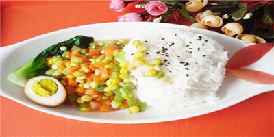 香满居中式快餐产品