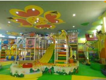 室内儿童乐园赚钱吗?卡奇乐致富首选-致富项目