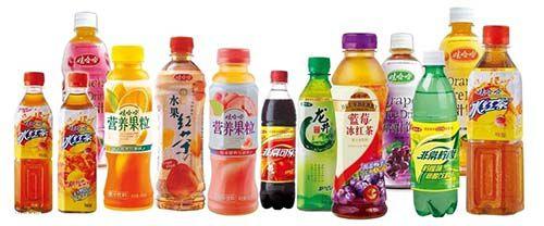 果汁饮料品牌前十名排行榜图片