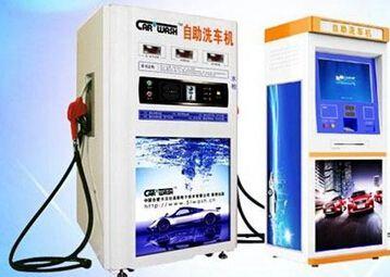 优嘉全自动洗车机 带来成倍的利润