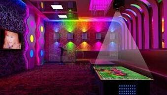 3D全屏智能娱乐机