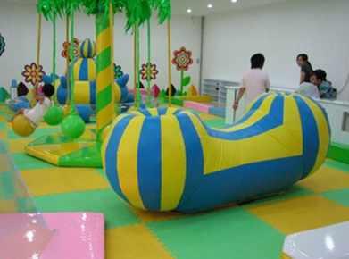 儿童乐园经营模式