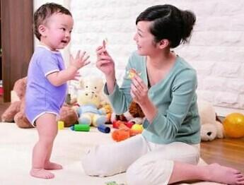 母婴护理图片_
