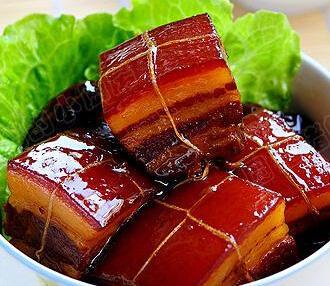 东坡肉_谈谈美食作文600字