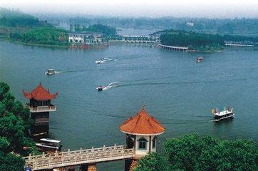 泸州凤凰湖风景区-3158四川分站