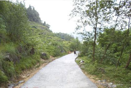 快农村公路建设