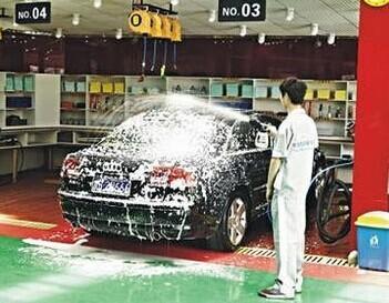 洗車人家汽車美容