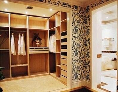 卧室整体衣柜效果图 意想不到的效果