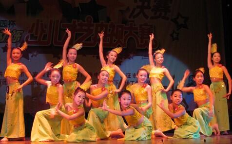 少儿舞蹈培训班有哪些